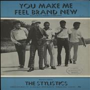 Click here for more info about 'The Stylistics - You Make Me Feel Brand New'