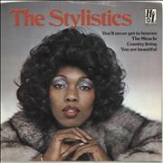 Click here for more info about 'The Stylistics - You'll Never Get To Heaven (If You Break My Heart)'