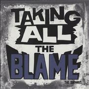 Click here for more info about 'The Subways - Taking All The Blame - RSD15 - White Splattered Vinyl - Sealed'
