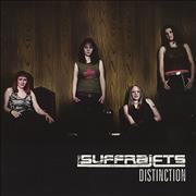 Click here for more info about 'The Suffrajets - Distinction'
