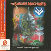 Click here for more info about 'The Suicide Machines - A Match And Some Gasoline'