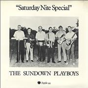 Click here for more info about 'The Sundown Playboys - Saturday Nite Special - Sleeve Only'
