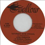 "The Sundown Playboys Saturday Nite Special USA 7"" vinyl"