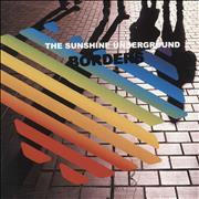 Click here for more info about 'The Sunshine Underground - Borders - Clear Vinyl'