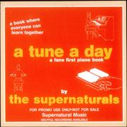 Click here for more info about 'The Supernaturals - A Tune A Day'