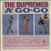 Click here for more info about 'The Supremes - A' Go Go'