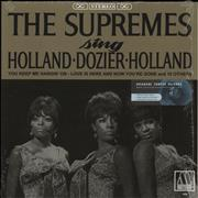 Click here for more info about 'The Supremes - Sing Holland Dozier Holland - 180gm'