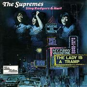 Click here for more info about 'The Supremes - Sing Rodgers & Hart'