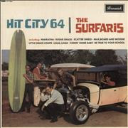 Click here for more info about 'The Surfaris - Hit City '64 - woc'