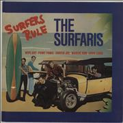 Click here for more info about 'The Surfaris - Surfers Rule'
