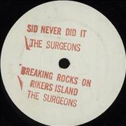 Click here for more info about 'The Surgeons - Sid Never Did It'