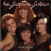 Click here for more info about 'The Surprise Sisters - Music Music'