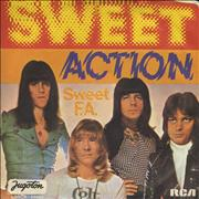 Click here for more info about 'The Sweet - Action'