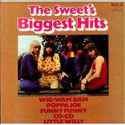 Click here for more info about 'The Sweet - Biggest Hits'