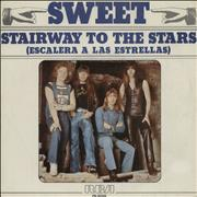 Click here for more info about 'The Sweet - Escalera A Las Estrellas - Stairway To The Stars'