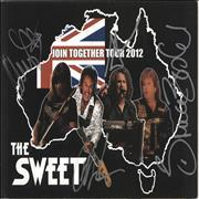 Click here for more info about 'Join Together Tour 2012 - Fully Autographed'