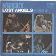 Click here for more info about 'The Sweet - Lost Angels'