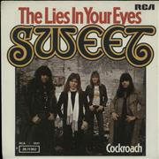 Click here for more info about 'The Sweet - The Lies In Your Eyes'
