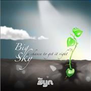 The Syn Big Sky UK CD album