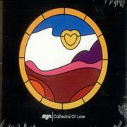 The Syn Cathedral Of Love UK CD single
