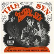 The Syn Original Syn UK vinyl LP