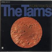 Click here for more info about 'The Tams - A Little More Soul'