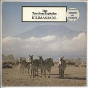 Click here for more info about 'The Teardrop Explodes - Kilimanjaro - 2nd + Inner & Stickered - EX'