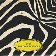 Click here for more info about 'The Teardrop Explodes - Reward - P/S - Textured'