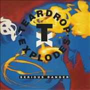 Click here for more info about 'The Teardrop Explodes - Serious Danger'