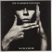 Click here for more info about 'The Teardrop Explodes - Wilder - 2nd - EX'