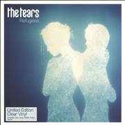 Click here for more info about 'The Tears - Refugees - Clear Vinyl'