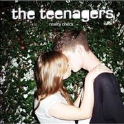 The Teenagers Reality Check UK CD album
