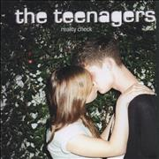 The Teenagers Reality Check UK CD album Promo