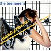 "The Teenagers Starlett Johansson UK 7"" vinyl"