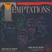 Click here for more info about 'The Temptations - Cuerpo Coqueto - Miss Busy Body [Get Your Body Busy]'