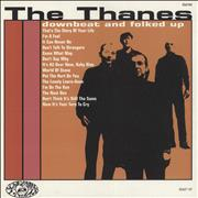 Click here for more info about 'The Thanes - Downbeat And Folked Up'