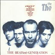 Click here for more info about 'The The - The Beat(en) Generation - Stickered sleeve'