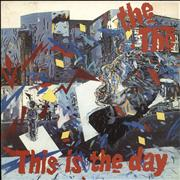 Click here for more info about 'The The - This Is The Day'
