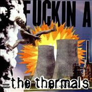 The Thermals Fuckin A - Sealed USA vinyl LP
