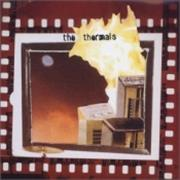 The Thermals More Parts Per Million UK CD album