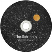 The Thermals Now We Can See USA CD album Promo