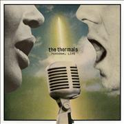 The Thermals Personal Life UK CD album