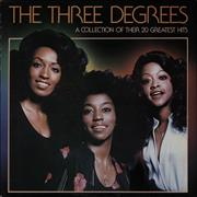 Click here for more info about 'The Three Degrees - A Collection Of Their 20 Greatest Hits'