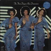 Click here for more info about 'The Three Degrees - New Dimensions'