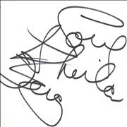 Click here for more info about 'Sheila Ferguson Autograph'