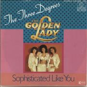 Click here for more info about 'The Three Degrees - The Golden Lady'