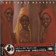 Click here for more info about 'The Three Degrees + Obi'