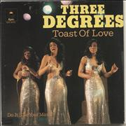 Click here for more info about 'The Three Degrees - Toast Of Love'