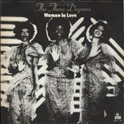 Click here for more info about 'The Three Degrees - Woman In Love - Gold Vinyl + Sleeve'