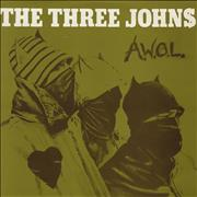 "The Three Johns A.W.O.L UK 12"" vinyl"